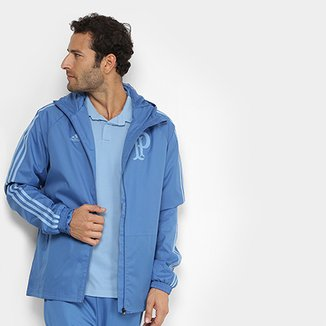 01948a7b05ba3 Jaqueta de Chuva Palmeiras Adidas Masculina
