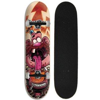 6de167416e1 Skate completo Street Iniciante First Class - Titio