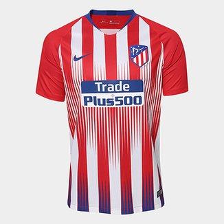 d532027a09e62 Camisa Atlético de Madrid Home 2018 s n° - Torcedor Masculina