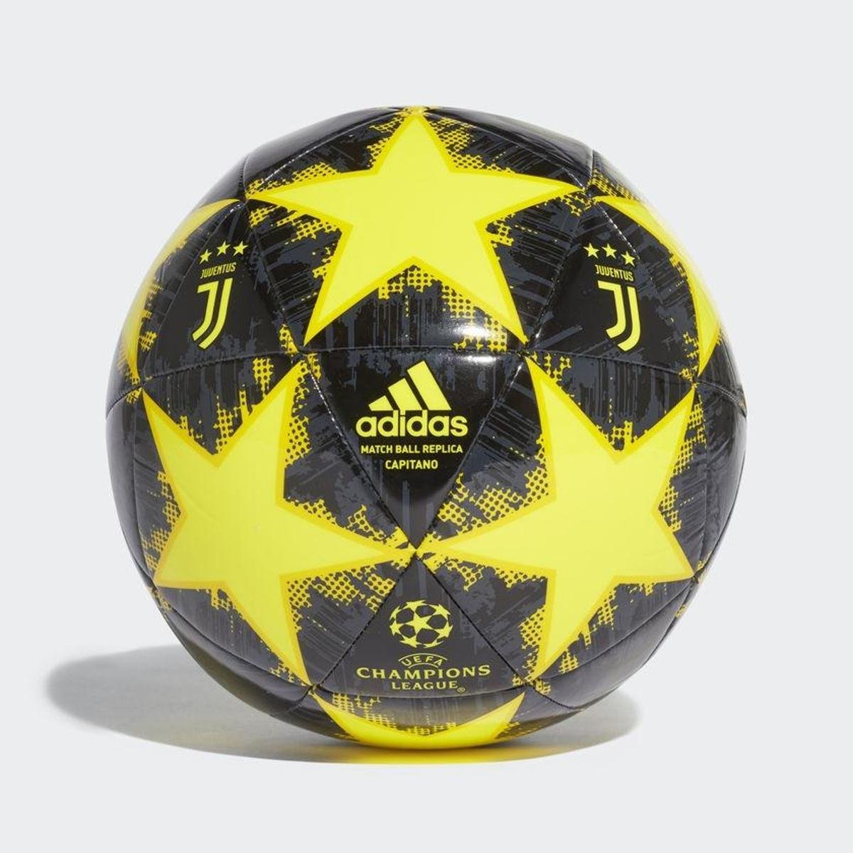 Bola de Futebol Campo Juventus Adidas Capitano Finale 18 UCL ... 90c55e0e18242
