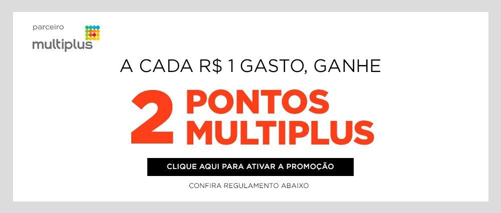 10839a0e0 Ao realizar as compras no hotsite www.netshoes.com.br ganhemultiplus