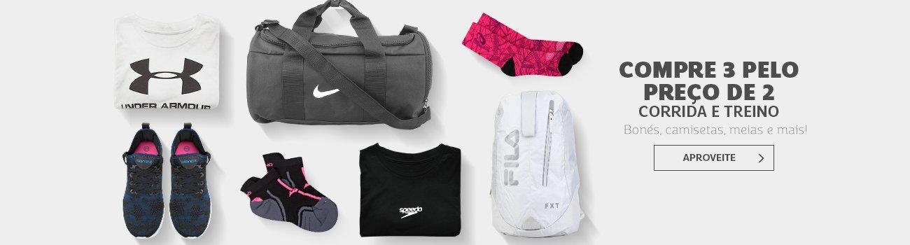 504284438cc9e Outlet - Produtos Adidas, Asics, Nike E Mais | Netshoes