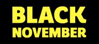 Produtos participantes Black November