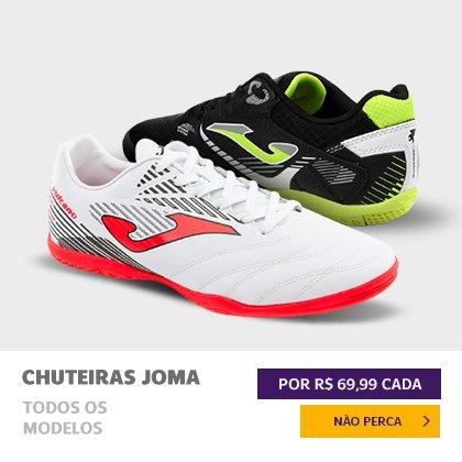 CHUTEIRAS JOMA