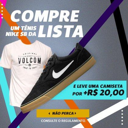 Nike SB + Camisetas