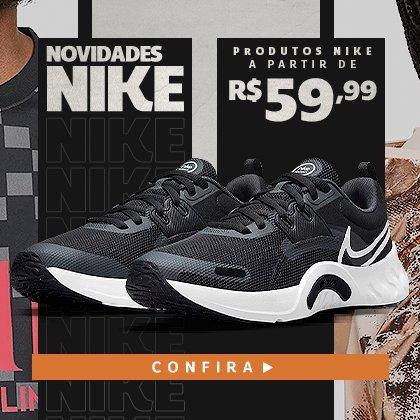 Novidades Nike
