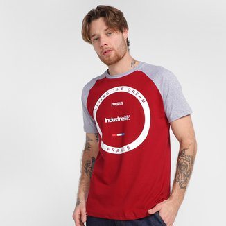 Camiseta Industrie Living The Dream Masculina
