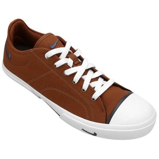 3caa1ea517 Tênis Nike Biscuit Canvas - Marrom Claro