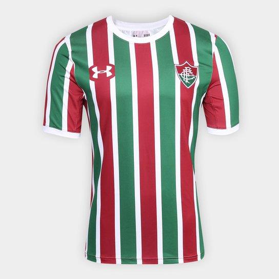 5827c4088e Camisa Fluminense I 17 18 Jogador Under Armour Masculina - Compre ...