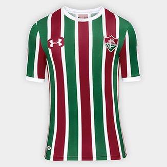 ae87e63413 Camisa Fluminense Goleiro I 17 18 Torcedor Under Armour Masculina
