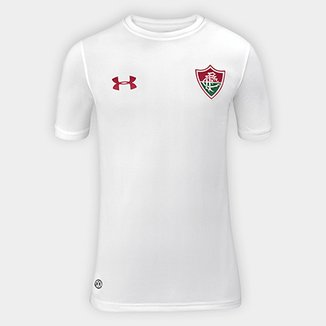 Camisa Fluminense II 17 18 s nº Torcedor Under Armour Masculina 70272ad25182a