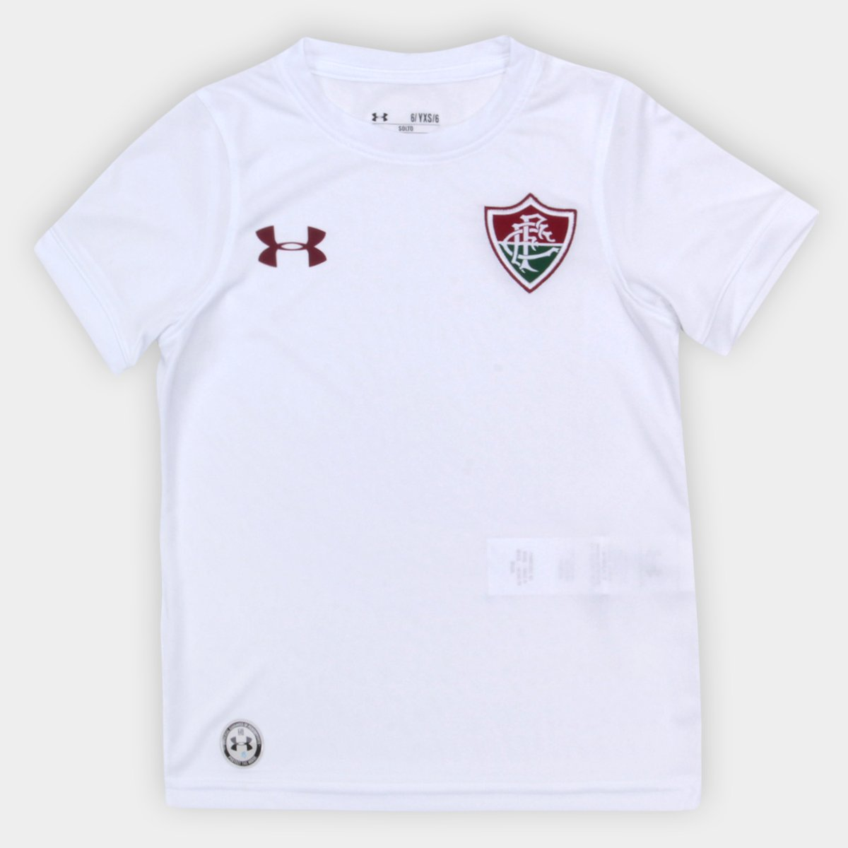 97714f0a100 Camisa Fluminense Infantil FC Away Oficial 17 18 – Torcedor Under Armour