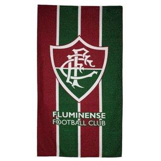 2489823e021b3 Toalha de Banho Fluminense Bouton Felpuda