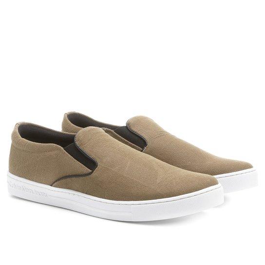 bc7fd3953c462 Slip On Calvin Klein - Compre Agora   Netshoes