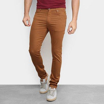 Calça Skinny Cavalera Sarja Color Masculina