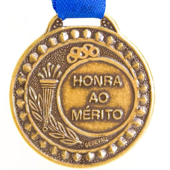 ca1399d32 Medalha Mini 29mm Bronzeada - Compre Agora