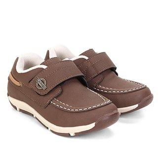 ab63e76e27f Sapato Infantil Klin Outdoor Masculino