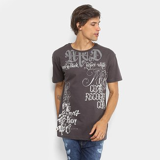 bb276202f338d Camiseta MCD Box Full Lettering Masculina