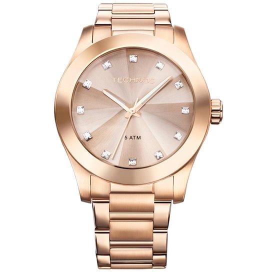 24bd02c1d94 Relógio Technos Feminino - 2036LLW 4T 2036LLW 4T - Compre Agora ...