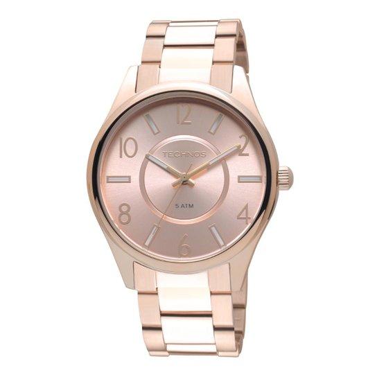 d425f88649abb Relógio Technos Feminino Analógico Gold 2035LPI 4T 2035LPI 4T - Bronze