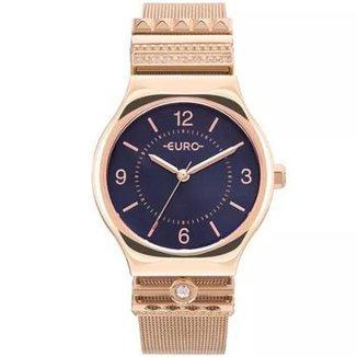 57974f243 Relógio Feminino Euro EU2035YNJ 4T Aço