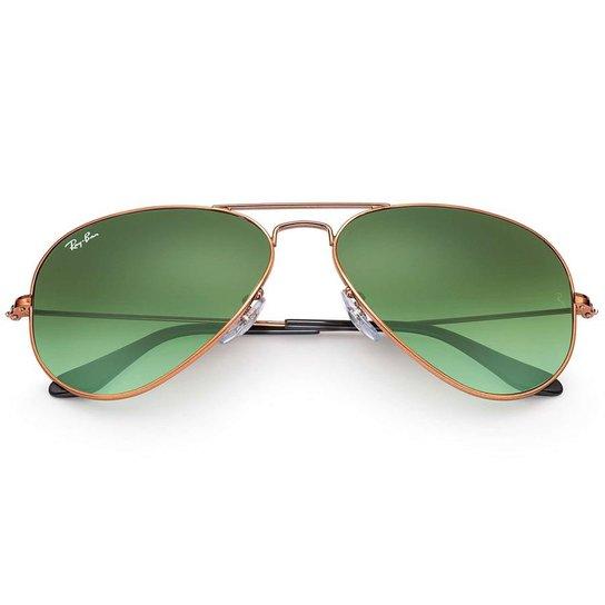 Óculos de Sol Ray Ban Aviator Large Metal RBL - Compre Agora   Netshoes 52b04b5fbb