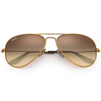c03409b651e4a Óculos de Sol Ray Ban Aviator Large Metal RBLA