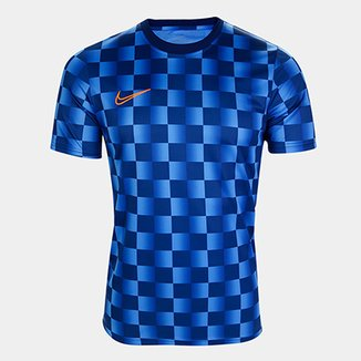 49fb0db1ee Camisa Nike Academy Dry Fit Top SS AOP Masculina