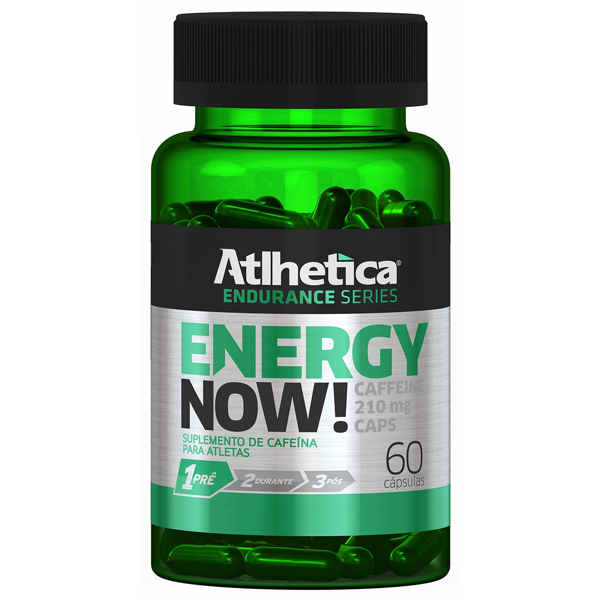 5b8ce35c2 Energy Now 60 Cáps - Atlhetica Nutrition