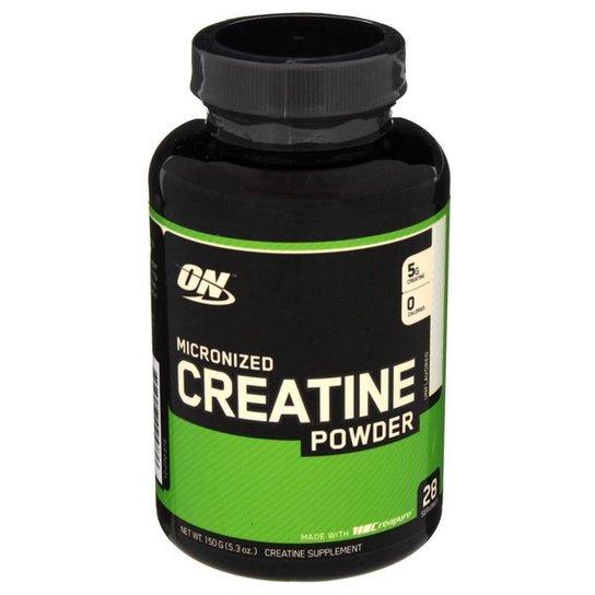 c27be3bb5 Creatina Creapure 150 g - Optimum Nutrition - Compre Agora