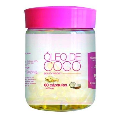 Óleo De Coco 60 caps - Probiótica