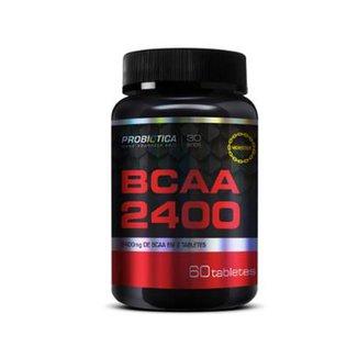 556e2506f BCAA 2400mg 60 Tabs - Probiótica