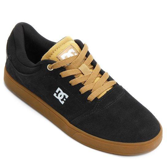 Tênis Dc Shoes Crisis LA Masculino - Marrom e Preto - Compre Agora ... 06b9878a21d6f