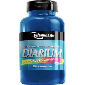 Diarium 120 Comp. - Vitaminlife