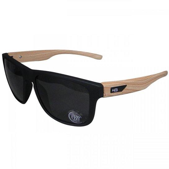 8483858ab8e36 Oculos HB H-Bomb - Marrom e Preto - Compre Agora