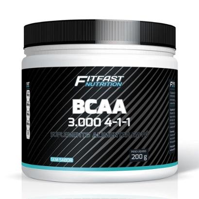 BCAA 4-1-1 - 200G - Fitfast Nutrition