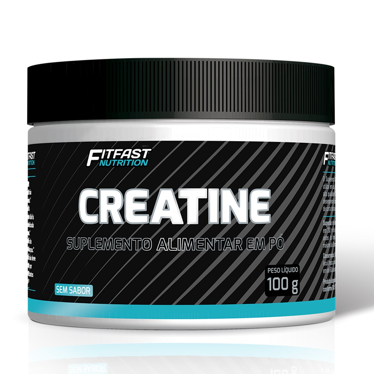 Creatina Pura 100G - Fitfast Nutrition