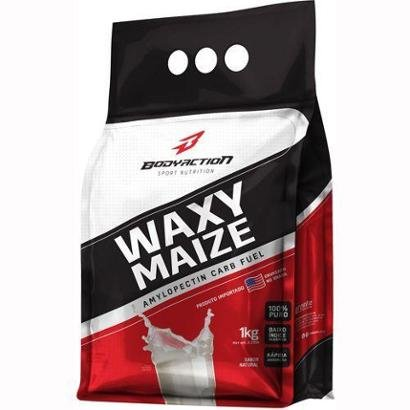 Waxy Maize Pure 1Kg - Body Action