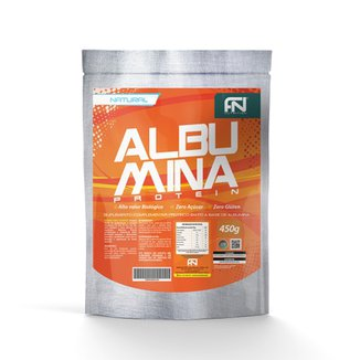 ALBUMINA PROTEIN FORCE NUTRITION 450 GRAMAS