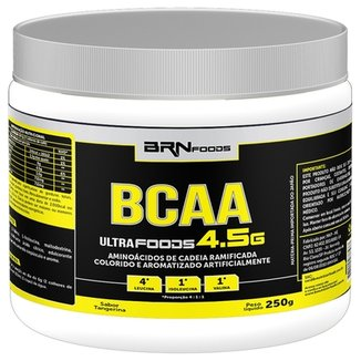 BCAA 4:1:1 Foods 250 g - BR Nutrition Foods