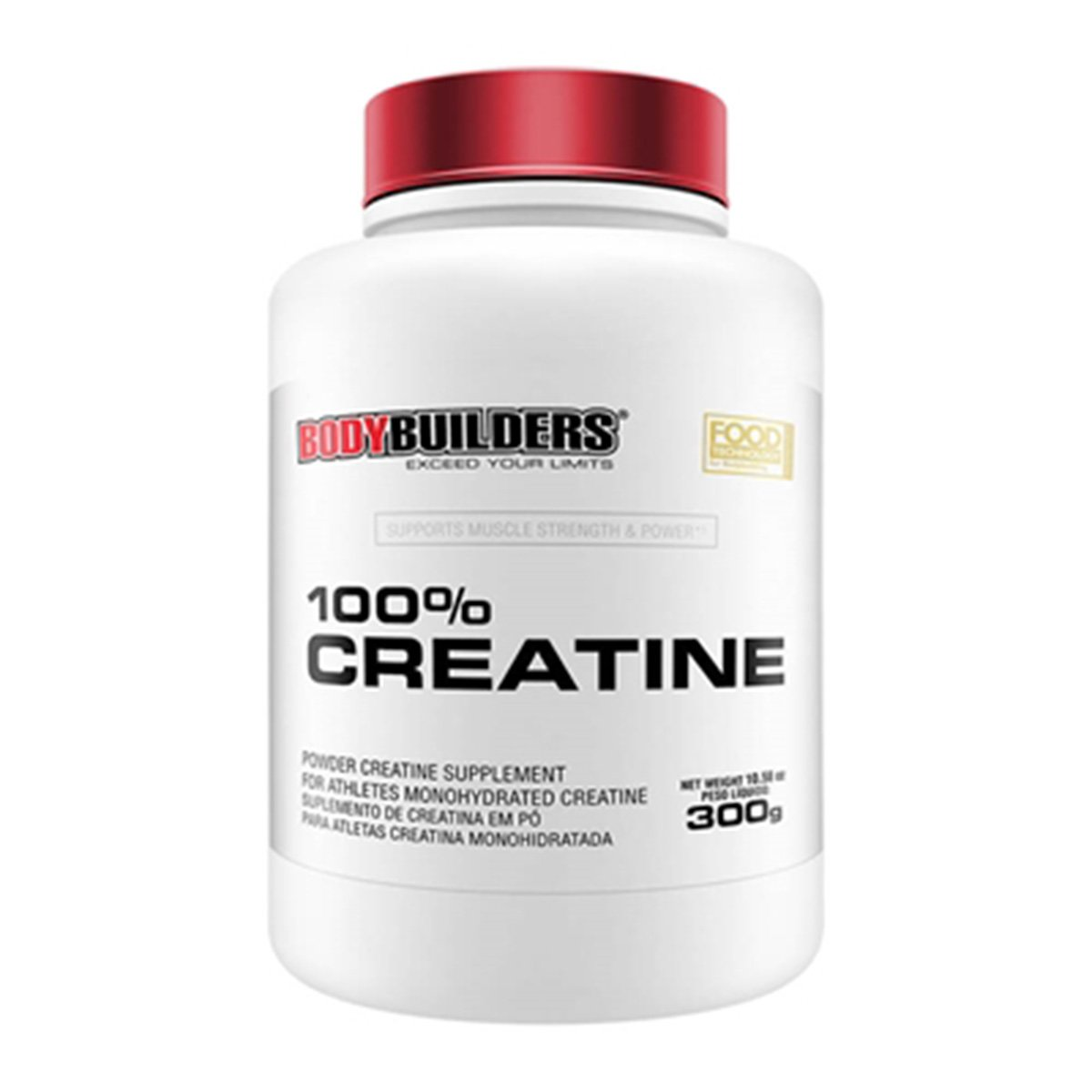 100% Creatine Bodybuilders 300 g 677f0f15369ca