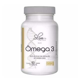 Ômega 3 Slim Weight Control 60Caps