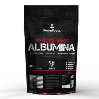 Monster Albumina - 500g.