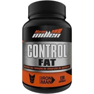 Control Fat - 120 Cápsulas - New Millen
