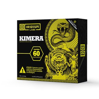 e9082f117b Termogênico Kimera Thermo - 60 Comprimidos - Iridium Labs