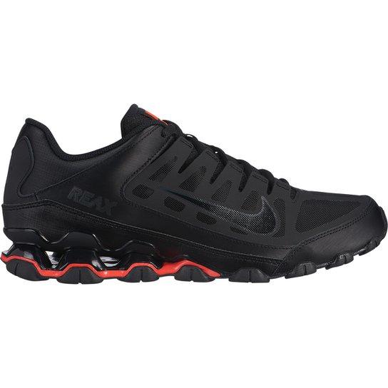 Tênis Nike Reax 8 TR Masculino - Preto e Vermelho - Compre Agora ... 1105e17f78