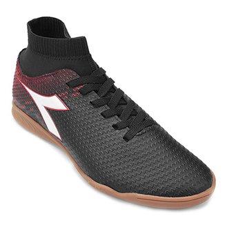 2e9d69adc2 Chuteira Futsal Diadora Slip On