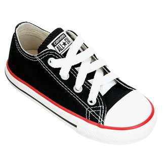 Tênis Converse ALL STAR CT AS Core OX Infantil 1e9065aed8e0b