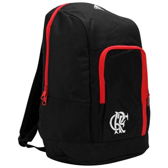 Mochila Adidas Flamengo - Preto+Vermelho 0e4ecc054a1