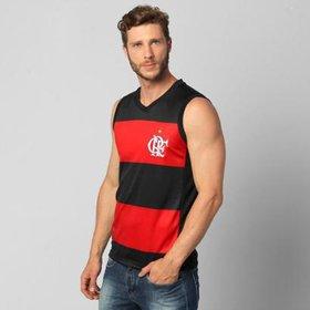 8dc45a389a LANÇAMENTO. (10). Camiseta Regata Flamengo Hoop